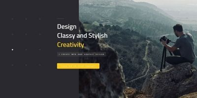 TPG Photography WordPress Theme