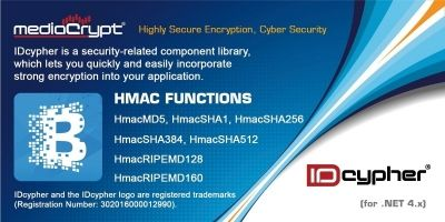 IDcypher HMAC Functions .NET