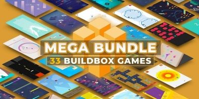 Mega Buildbox Bundle Pack