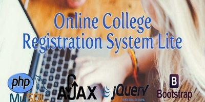 Online Student Admission System PHP