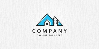 Mountain Cabin Logo