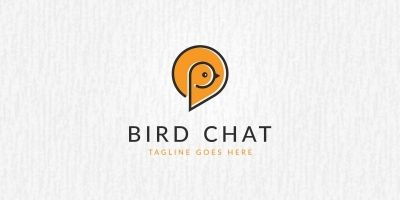 Bird Chat Logo