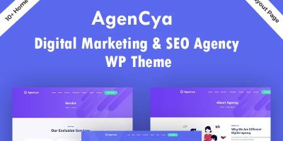 SEO Home - SEO And Marketing WordPress Theme