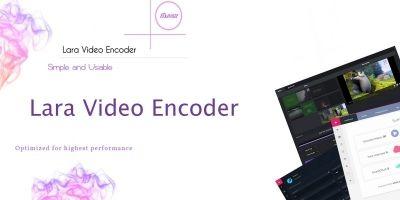 Lara Video Encoder PHP Script