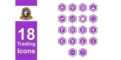 18 Trading Icons