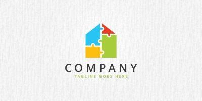Puzzle House Logo