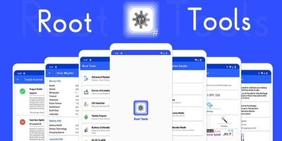 Root Tools Android App Source Code