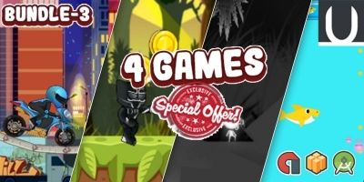 Mega Bundle 4 Buildbox Games Part 3