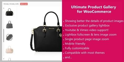 Ultimate Product Gallery For WooCommerce