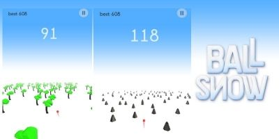 Chilly Snow - Unity  Source Code