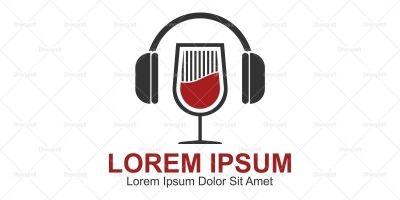 Wine Podcast Logo