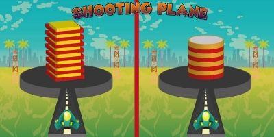 Shooting Plane - Buildbox Template