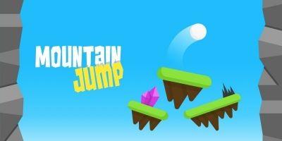 Mountain Jump - Premium Game Template BBDOC