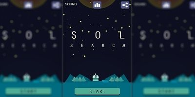 Sol Search - Buildbox Template