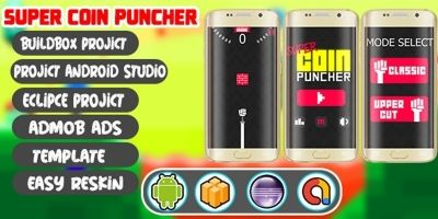 Super Coin Puncher Buildbox
