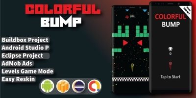 ColorFul Bump - Buildbox Template