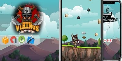 Viking Smash -  Buildbox Template