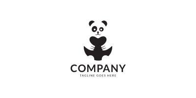 Panda Hug Logo