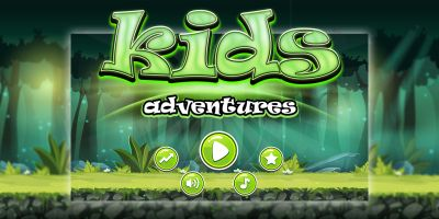 Kids Adventure Android iOS Buildbox with Applovin