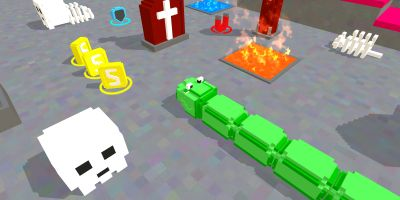 Blocky Snake - Unity Game Template