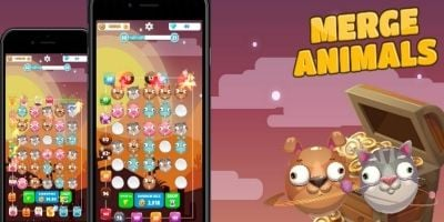 Merge Animals - Tower Defense Unity Project