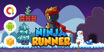 Ninja Runner - Buildbox Game Template BBDOC