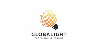 Global Bulb Logo