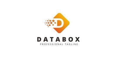 Databox D Letter Logo