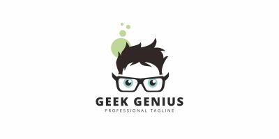 Geek Genius Logo
