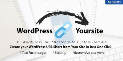 Shortress - WordPress Link Shorter PHP Script