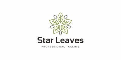 Star Leaves Logo