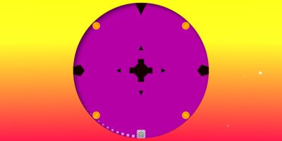 Unity Game Template - Circle Jump