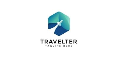 Travelter Logo
