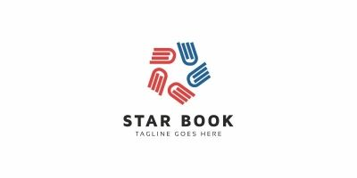 Star Book Logo