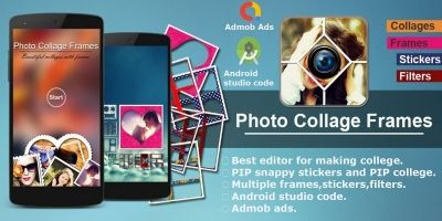 Photo Collage Maker Editor - Android Source Code