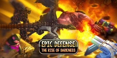 Epic Defense - The Rise Of Darkness Unity Template