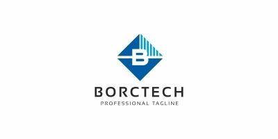 Borctech B Letter Logo