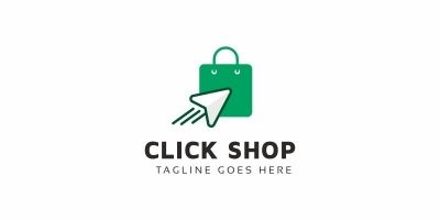 Click Shop Logo