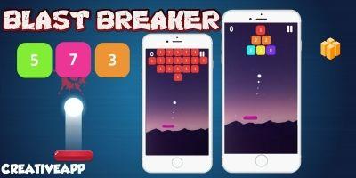 Blast Breaker - Buildbox Template
