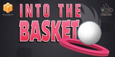 Into The Basket - Full Buildbox Game
