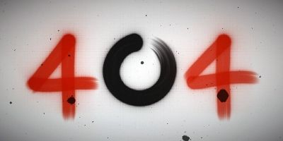 Super 404 HTML Template
