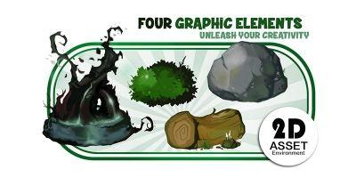 2D Environment Assets