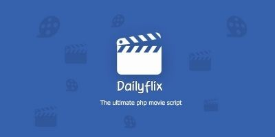 Dailyflix - Ultimate PHP Movie Script