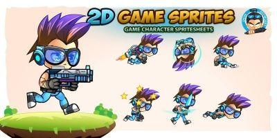 Jairo 2D Game Sprites