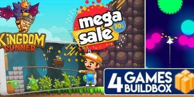 Buildbox Pack Game Template