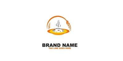 Rice Logo Template