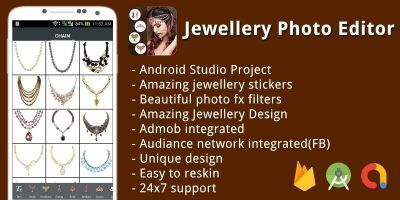 Jeweler Photo Editor - Android source code