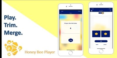 Honey Bee Player - Video App iOS