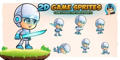 Michael Game Character Sprites