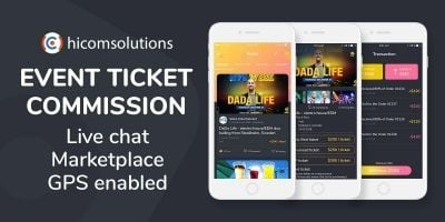 Event Tickets Marketplace - Transaction - Android